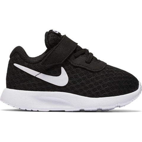 NIKE INFANT'S TANJUN (TD) BLACK SHOE