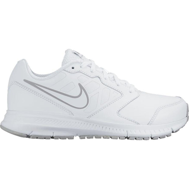 NIKE JUNIOR DOWNSHIFTER 6 LTR (GS) WHITE RUNNING SHOE
