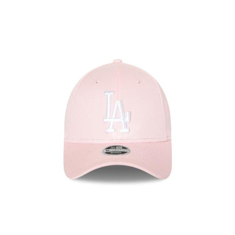 NEW ERA LOS ANGELES DODGERS PINK WOMENS 9FORTY CAP
