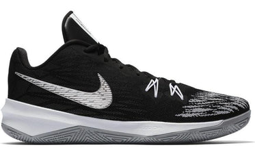 NIKE MEN'S ZOOM EVIDENCE II BASKETBALL BLACK SHOE