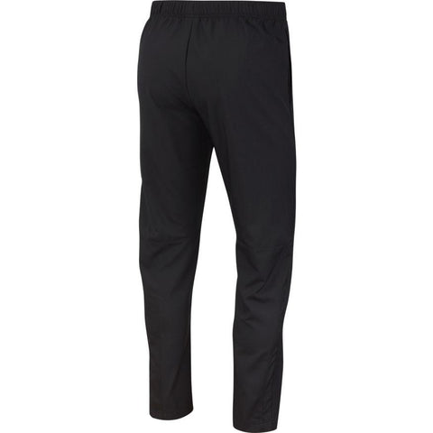 NIKE MEN'S DRI-FIT BLACK TRAINING TRACKPANTS