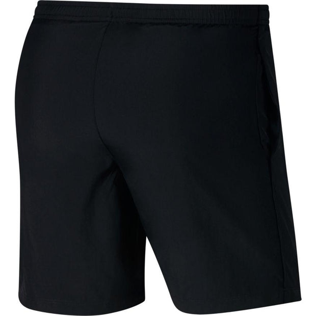 "NIKE MEN'S CORE 7"" RUNNING BLACK SHORTS"