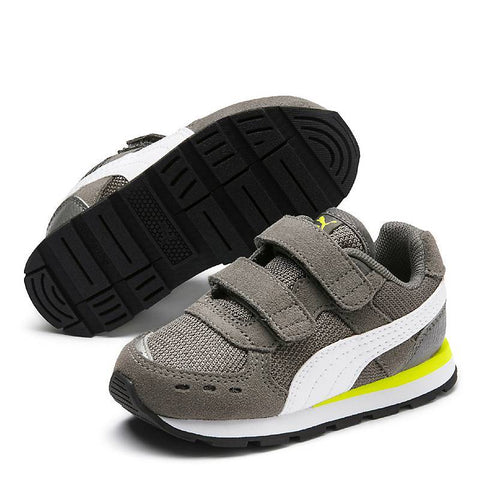 PUMA INFANT'S VISTA GREY SHOES