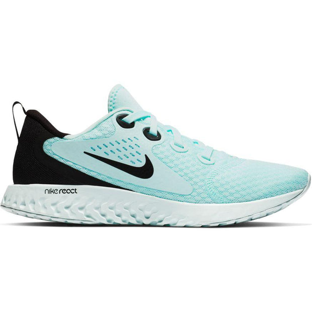 NIKE WOMEN'S LEGEND REACT TEAL RUNNING SHOE