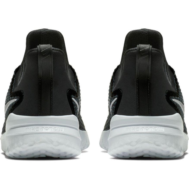 NIKE WOMEN'S RENEW RIVAL BLACK/WHITE RUNNING SHOE