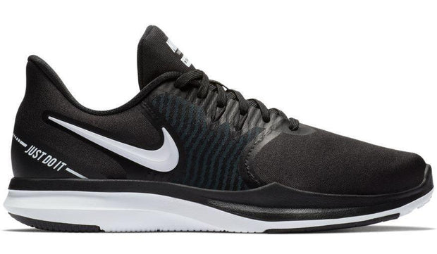 NIKE WOMEN'S IN-SEASON TR 8 BLACK/WHITE TRAINING SHOE