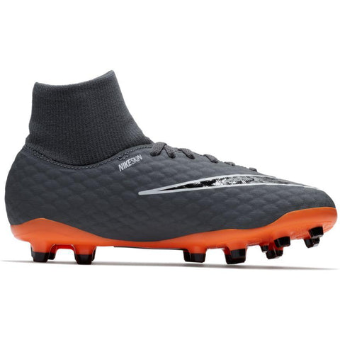 ADIDAS JUNIOR NEMEZIZ 17.3 FG BLACK FOOTBALL BOOTS