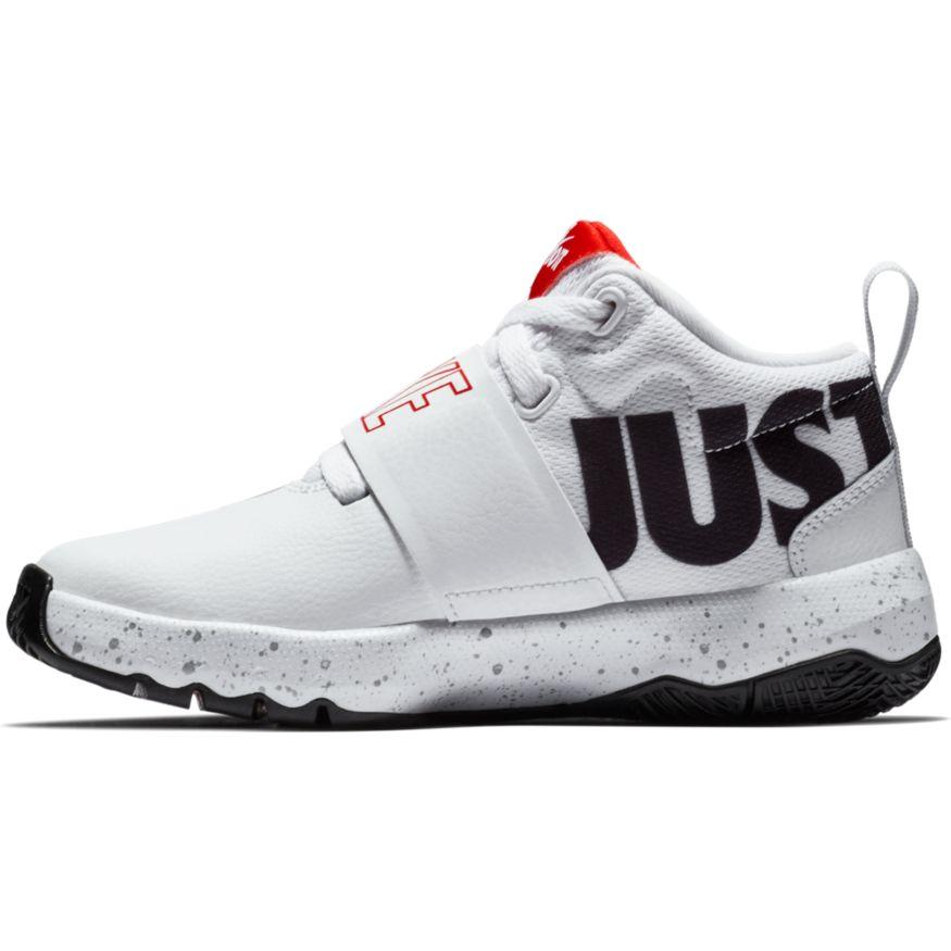 NIKE KID'S TEAM HUSTLE JDI 8 BASKETBALL SHOE