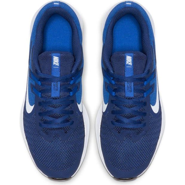 NIKE JUNIOR DOWNSHIFTER 9 BLUE RUNNING SHOES