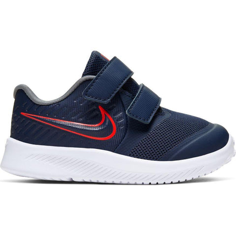 NIKE INFANT'S STAR RUNNER 2 NAVY SHOE