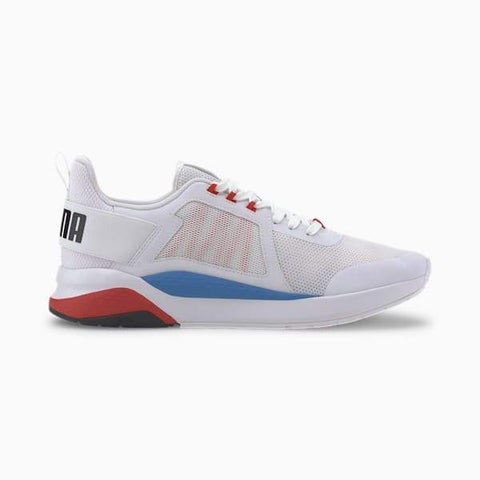 PUMA MEN'S ANZARUN WHITE TRAINERS