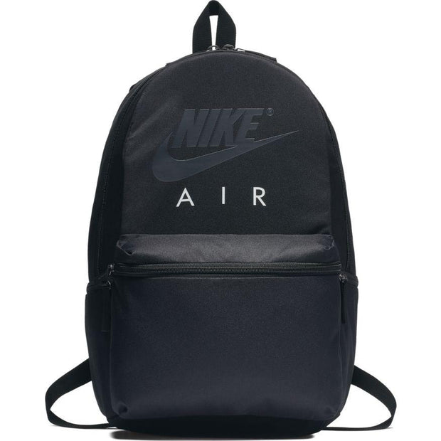 NIKE AIR BLACK BACKPACK
