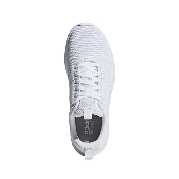 ADIDAS WOMEN'S ESSENTIALS LITE RACER CLN WHITE SHOES - INSPORT