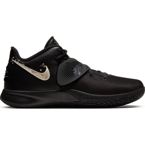 NIKE MEN'S KYRIE FLYTRAP 3 BLACK/GOLD BASKETBALL SHOE