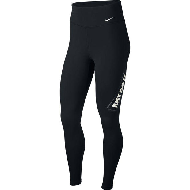 NIKE WOMEN'S ONE JDI BLACK TIGHTS