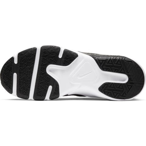 NIKE WOMEN'S LEGEND ESSENTIAL BLACK WHITE TRAINING SHOE