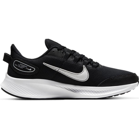NIKE WOMEN'S RUN ALL DAY 2 BLACK/WHITE RUNNING SHOE