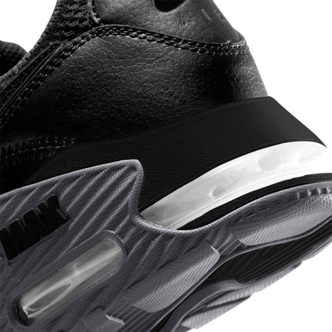 NIKE WOMEN'S AIR MAX EXCEE TRIPLE BLACK SHOE