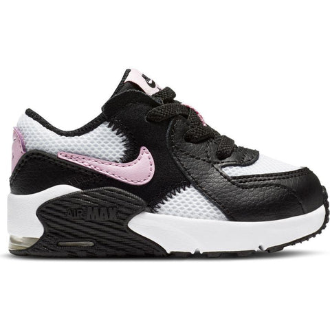 NIKE INFANT'S AIR MAX EXCEE BLACK/PINK SHOE