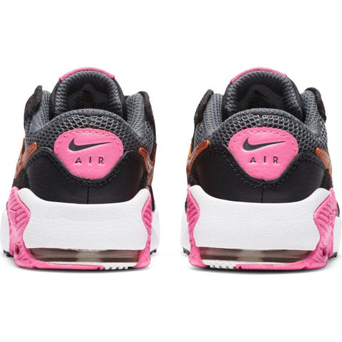 NIKE INFANT'S AIR MAX EXCEE BLACK PINK SHOES