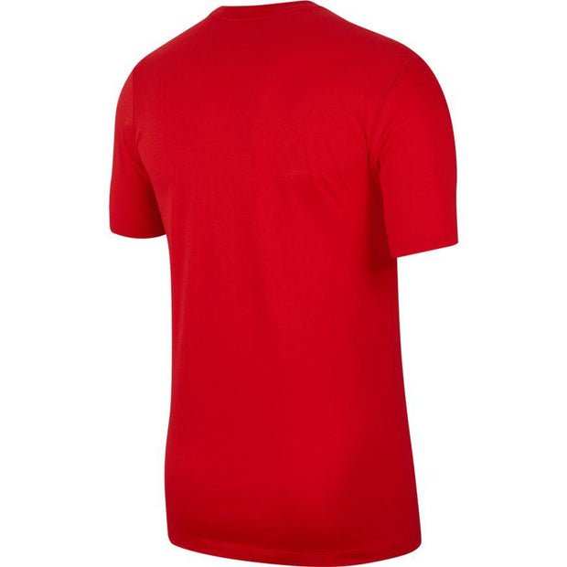 NIKE MEN'S SPORTSWEAR MEN'S JDI RED T-SHIRT