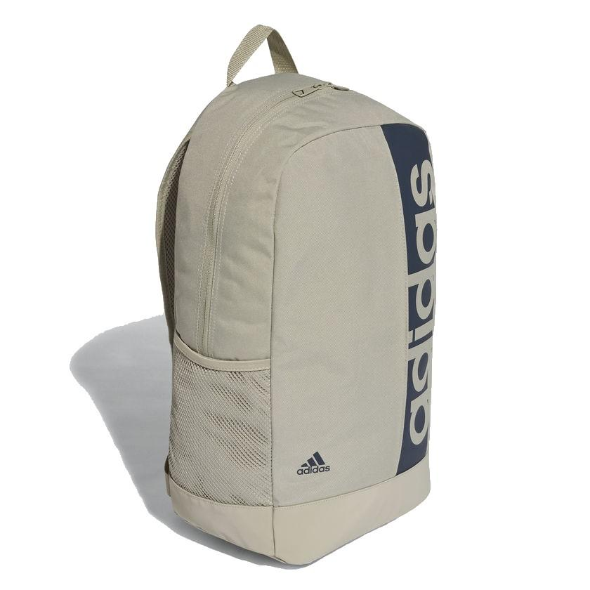 ADIDAS TRAINING LINEAR PERFORMANCE SEASAME BACKPACK