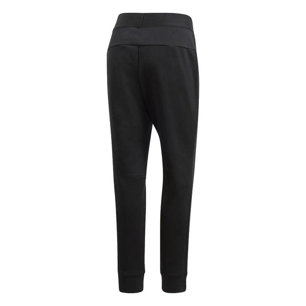 ADIDAS WOMEN'S ATHLETICS ID BLACK STADIUM PANTS - INSPORT