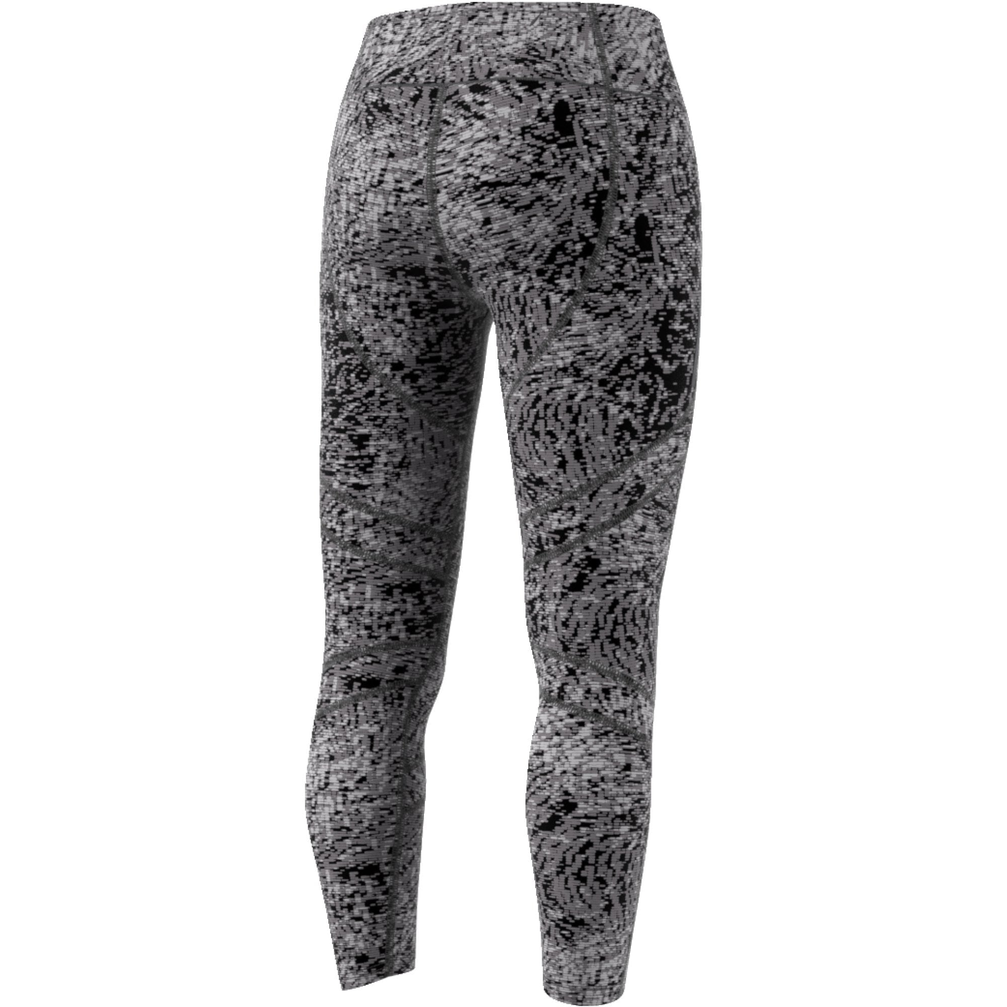141e906428128 ADIDAS WOMEN'S RUNNING HOW WE DO 7/8 PRINTED BLACK TIGHTS – INSPORT