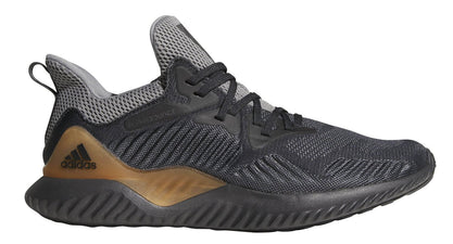 ADIDAS MEN'S RUNNING ALPHABOUNCE BEYOND BLACK SHOES - INSPORT