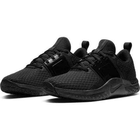NIKE WOMEN'S RENEW IN-SEASON TR 10 TRIPLE BLACK TRAINING SHOE