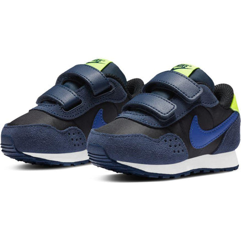 NIKE INFANT'S MD VALIANT NAVY BLUE SHOE