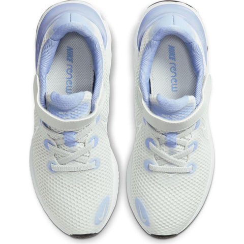 NIKE TODDLER'S RENEW RUN WHITE SHOE