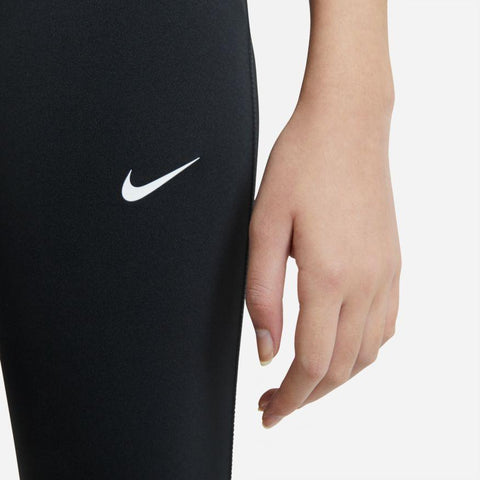 NIKE JUNIOR PRO BLACK TIGHTS