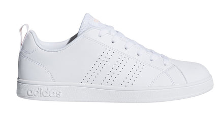 ADIDAS WOMEN'S NEO VS ADVANTAGE CLEAN WHITE/CORAL SHOES - INSPORT