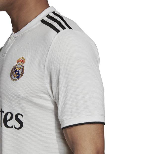 ADIDAS MEN'S REAL MADRID HOME FOOTBALL JERSEY - INSPORT