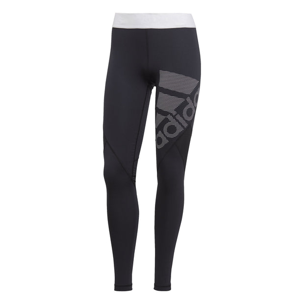 ADIDAS WOMEN'S TRAINING ALPHASKIN SPORT LONG BLACK TIGHTS - INSPORT