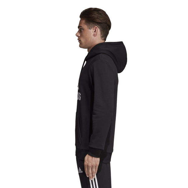 c1ea5ea9f50a5f ADIDAS MEN'S ATHLETICS MUST HAVES BADGE OF SPORT BLACK HOODIE – INSPORT