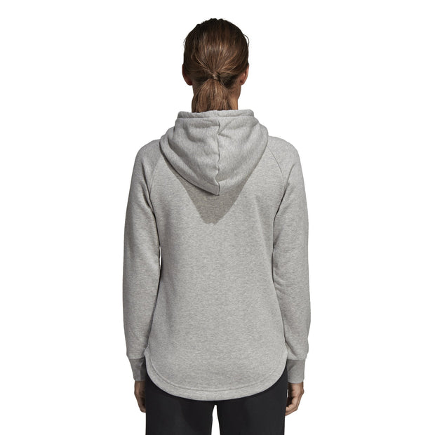 e049968af109ec ADIDAS WOMEN'S ATHLETICS MUST HAVES BADGE OF SPORT GREY HOODIE – INSPORT