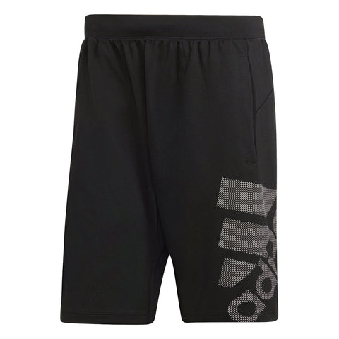 ADIDAS MEN'S TRAINING 4KRFT SPORT GRAPHIC BLACK SHORT - INSPORT