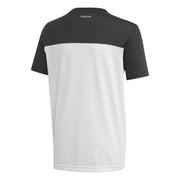 ADIDAS JUNIOR EQUIPMENT WHITE/BLACK TEE