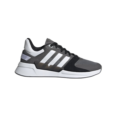 ADIDAS MEN'S LIFESTYLE RUN 90S GREY SHOES