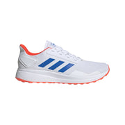 ADIDAS MEN'S DURAMO 9 WHITE RUNNING SHOES