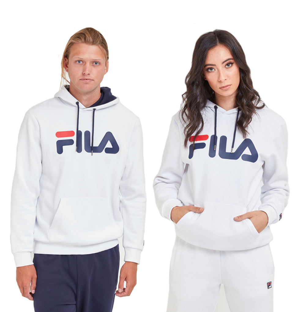 75546d3ccd45 Share Share on Facebook Tweet Tweet on Twitter Pin it Pin on Pinterest. FILA  UNISEX ROME WHITE HOODIE