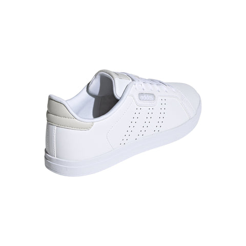 ADIDAS WOMEN'S COURTPOINT CL X WHITE SHOES