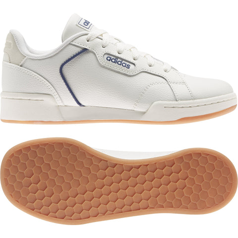 ADIDAS JUNIOR ROGUERA WHITE SHOES