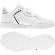 ADIDAS WOMEN'S ROGUERA TRIPLE WHITE SNEAKERS