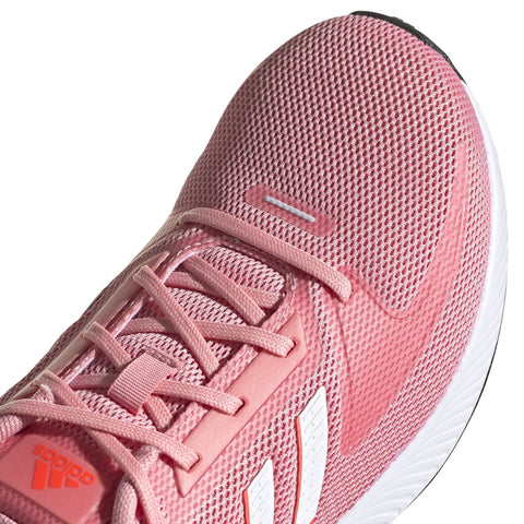 ADIDAS WOMEN'S RUN FALCON 2.0 PINK RUNNING SHOES