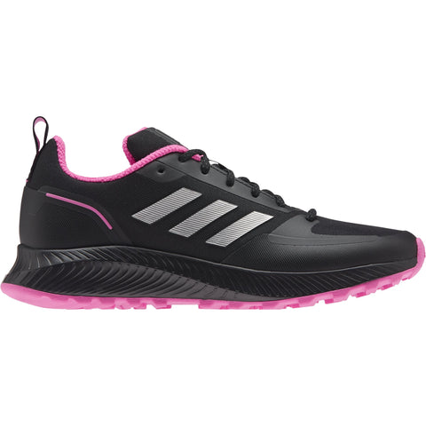 ADIDAS WOMEN'S RUN TRAIL BLACK RUNNING SHOES