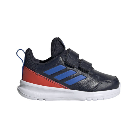 ADIDAS INFANT'S ALTARUN BLACK SHOES