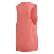 ADIDAS WOMEN'S WINNERS RED TANK TOP